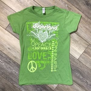Sugarland World Peace Graphic T-shirt